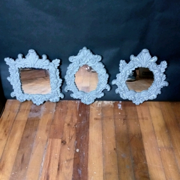 SOLD Vintage Matching Mirrors